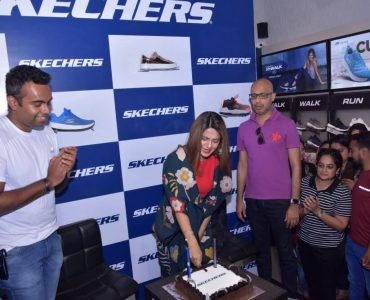 Skechers Store Launch
