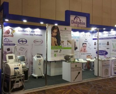 Dolphin Skin Solution Booth Setup Mumbai