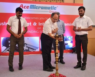 Ace Micrometic Customer Meet AHmedabad