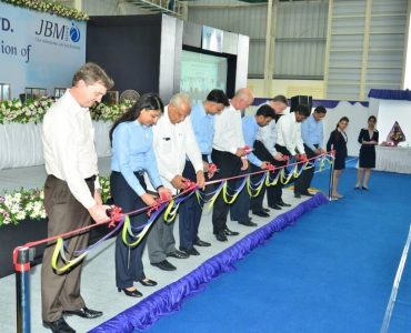 JBM Factory Inauguration
