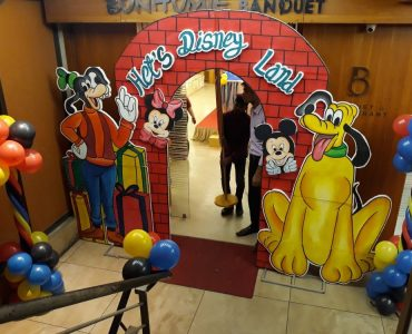 Disney Theme Birthday Party (8)