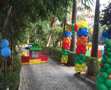 Lego Theme Birthday Party