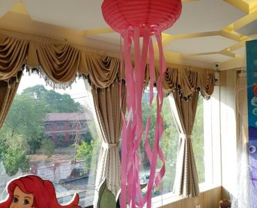 Memaid Theme Birthday Party