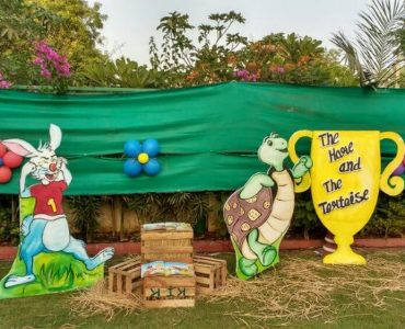 Storyland Theme Birthday Party
