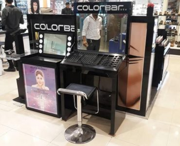 Colorbar Makeover activation Gujarat