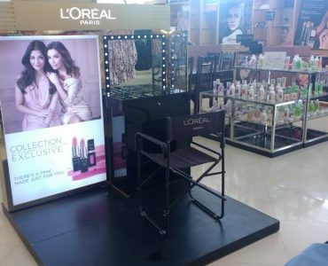 Loreal Makeover activation Gujarat