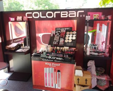 Colorbar Festival In store activation Gujarat