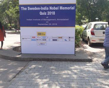 Sweden Embassy Quiz Show IIMA